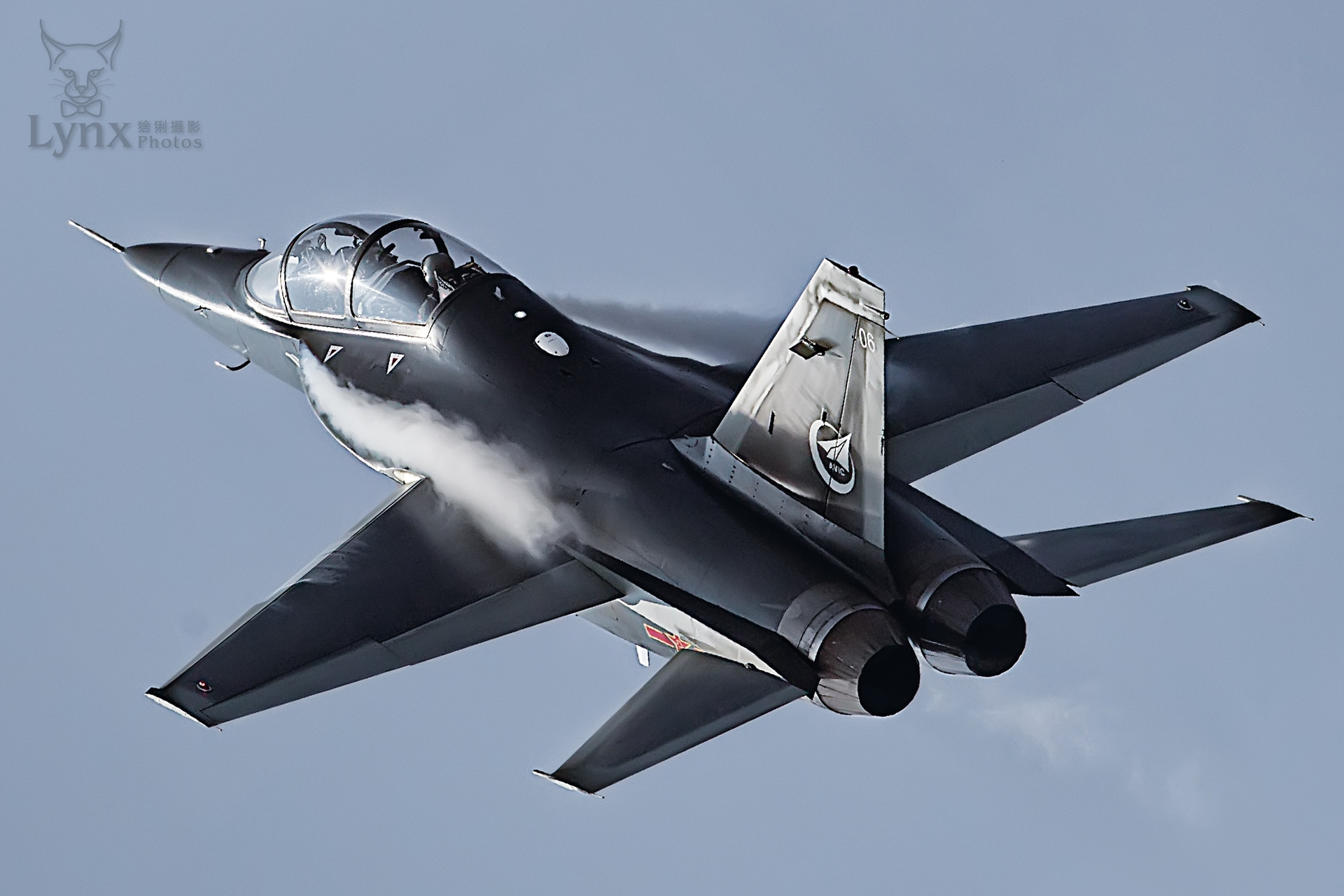 China L-15 Falcon Advanced Jet Trainer | Exploring the World