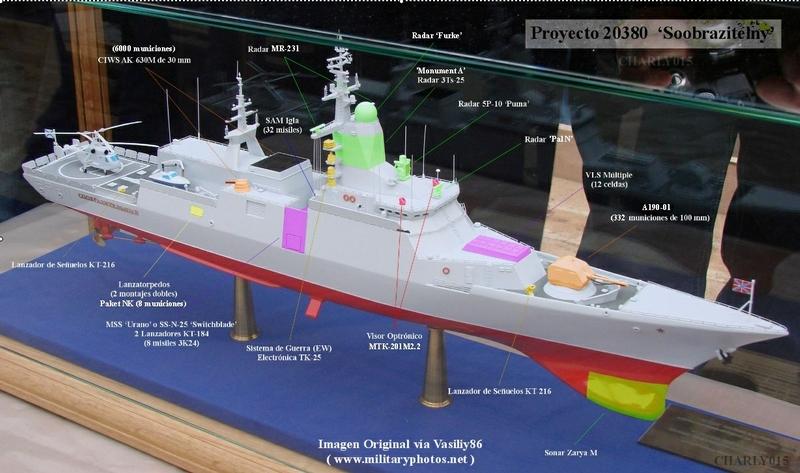 القوة البحرية الروسية تحديث الأسلحة والقواعد وتعزيز الانتشار Boiky002-11