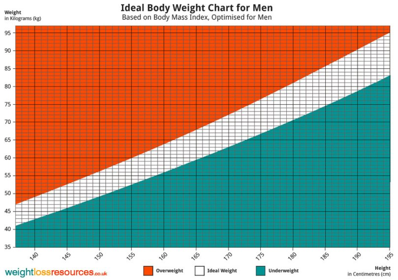 ideal-weight-metric-men